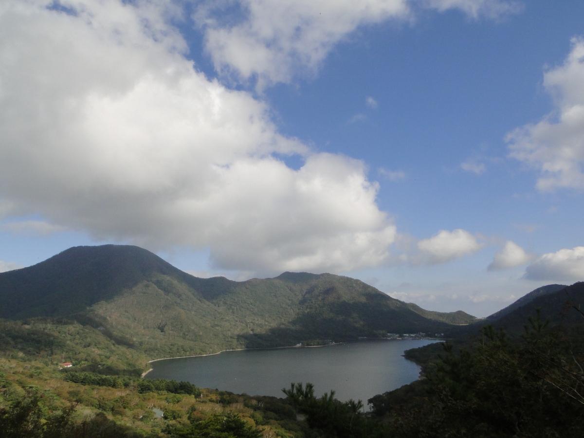Mt Jingasa (1486m), Mt Yakushi (1528m), Mt Debari (1475m) & Mt Miharashi (1458m), Maebashi City, GunmaPrefecture