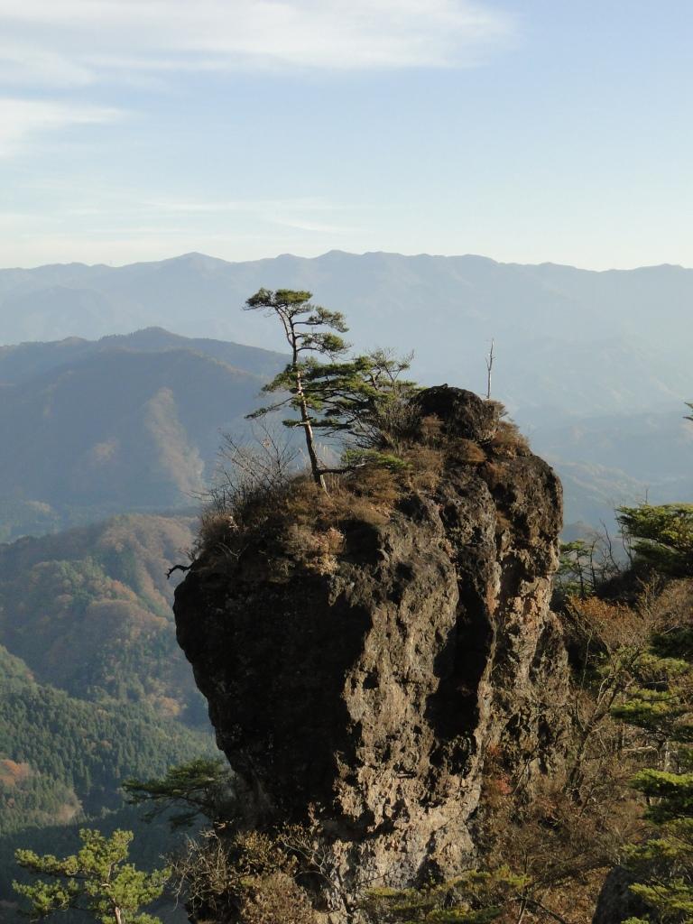 Typical Myougi landscape