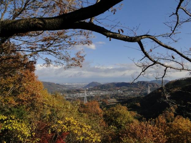 View towards Tokyo