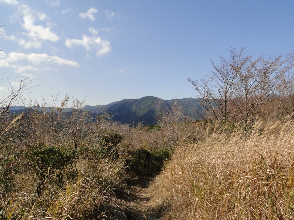 Mt Maku, I think