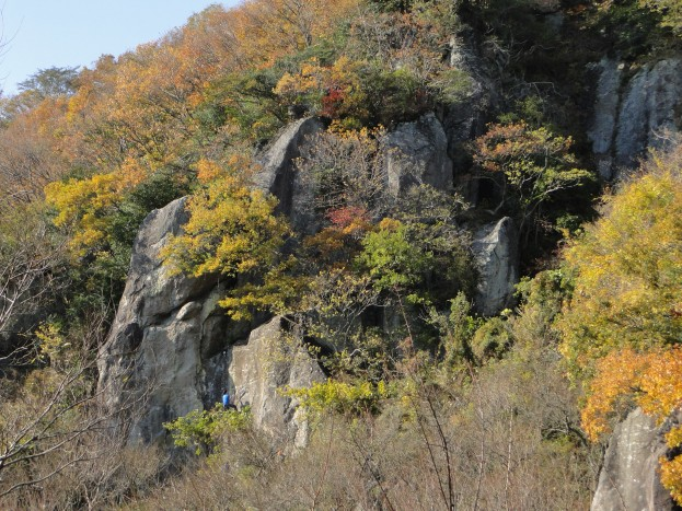 Rock Climbing part I