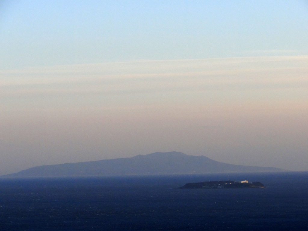 Final view of Ooshima