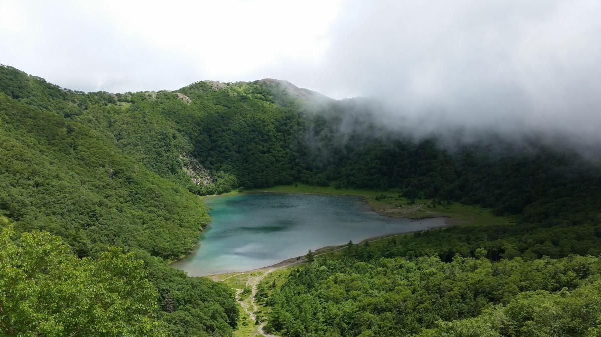 Nikko-Shirane Ropeway & Goshiki-Numa Lake, Katashina Town, GunmaPrefecture
