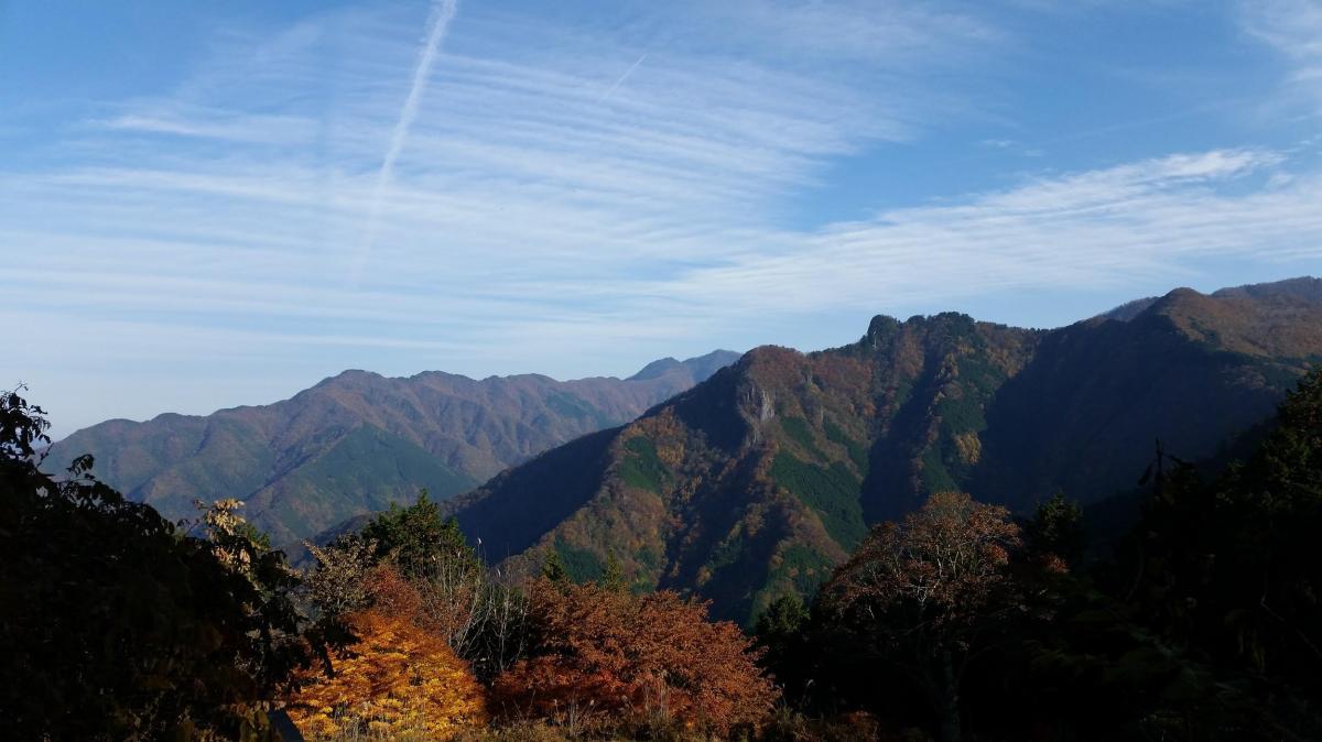Mt Myoho (1332m), Chichibu City, SaitamaPrefecture