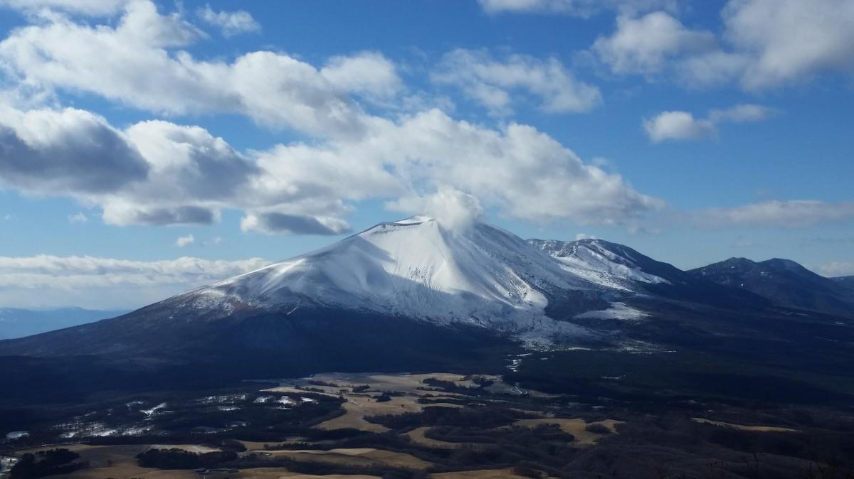 Mt Asamakakushi (1757m), Takasaki City, GunmaPrefecture