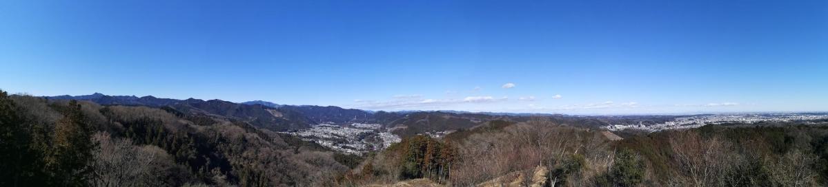Mt Atago (394m), Akaboko (409m) & Kasumi Hills, Ome City, Tokyo Prefecture, Saturday, February 1,2020