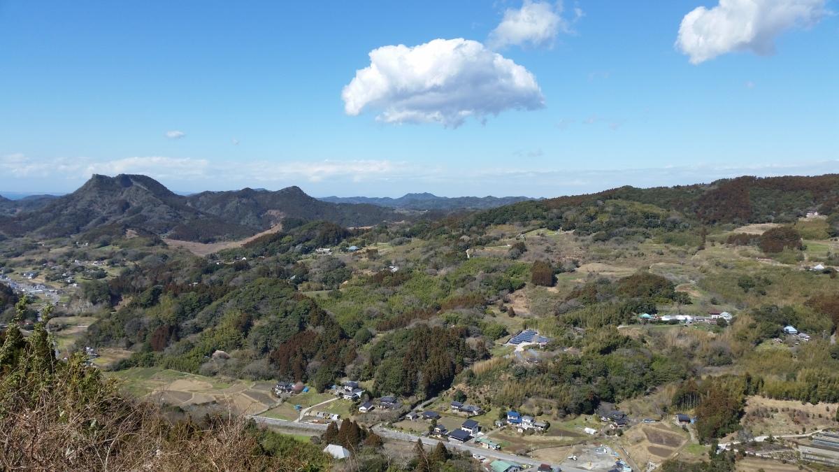 Mt Goten (364m), Mt Takatori (364m) & Mt Dainichi (333m), Minamiboso City, ChibaPrefecture