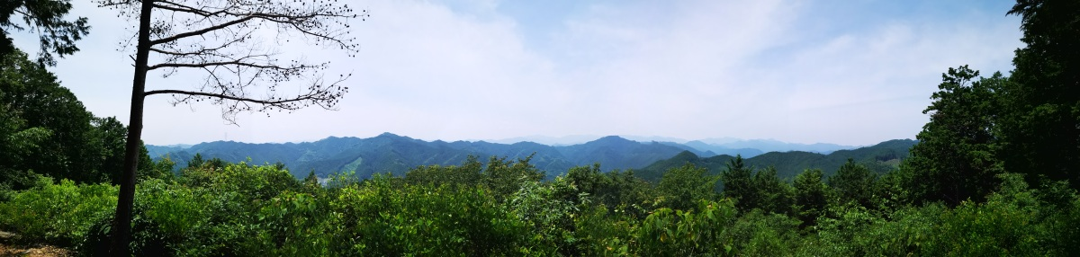 Mt Hashimoto (321m) & Yugate (290m), Hanno City, SaitamaPrefecture