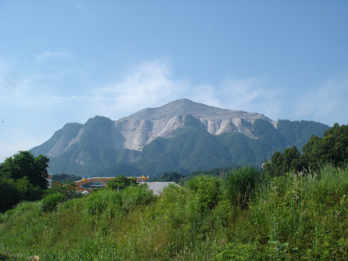 Mt Buko (1304m), Yokoze Town, SaitamaPrefecture
