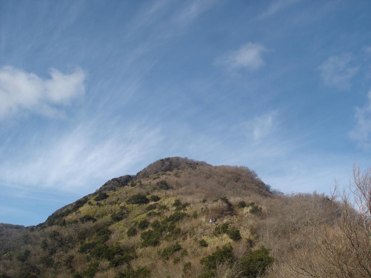 Mt Kintoki (1212m), Minami-Ashigara City, Kanagawa & ShizuokaPrefectures