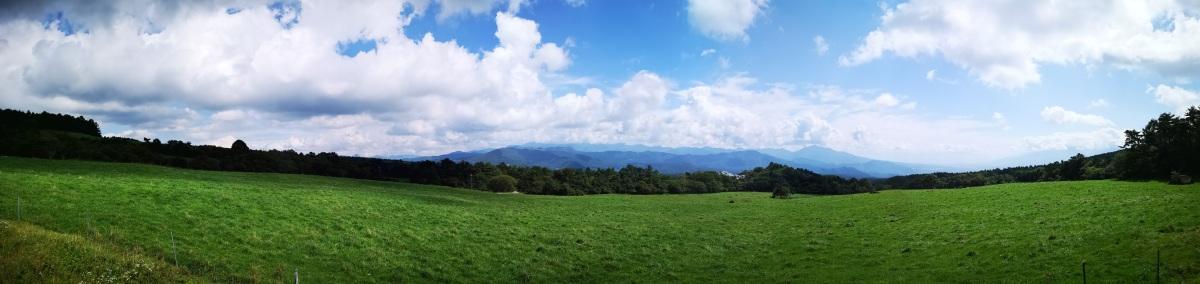 Mt Tennyo (1528m), Hokuto City, YamanashiPrefecture