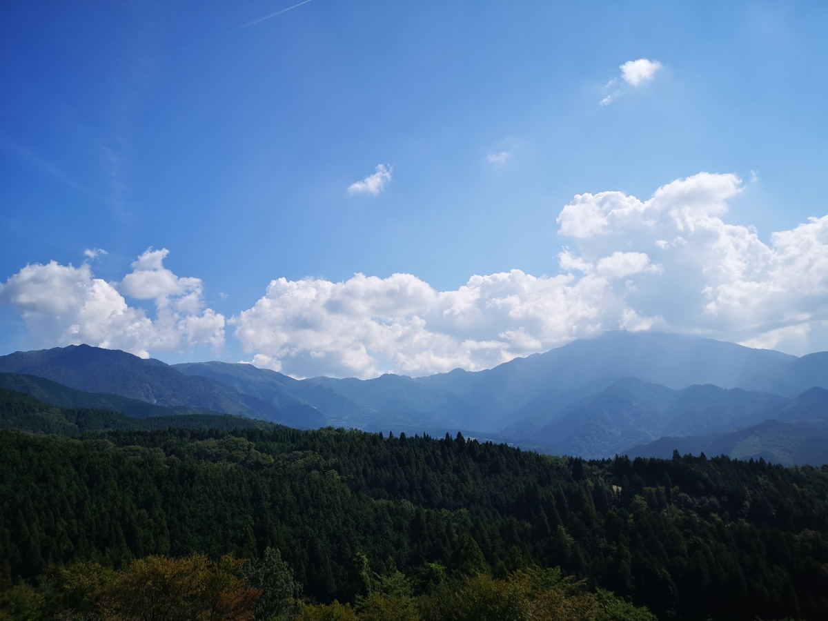 Hiking the Nakasendo: Magome-Juku to Tsumago-Juku, Gifu and Nagano Prefectures, October 2019
