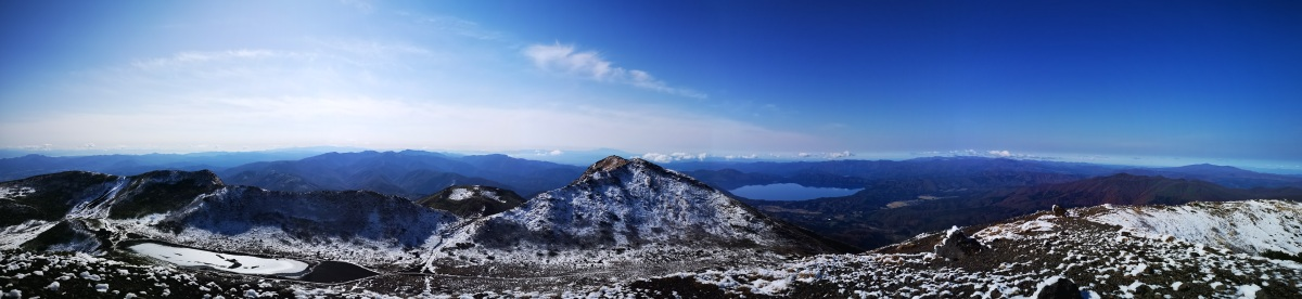 Hiking in Tohoku: Mt Akita-Komagadake (1637m), Akita Prefecture, October2020