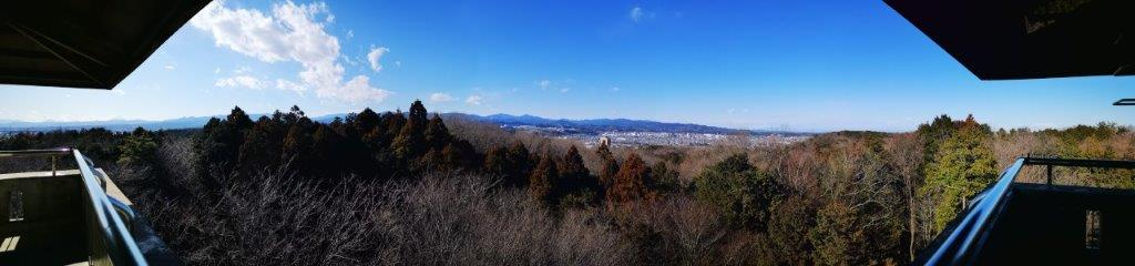 Miyazawa Lake Loop and the Kaji Hills, Hanno and Iruma Cities, Saitama Prefecture