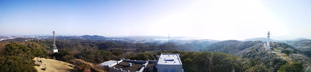 Mt Ogusu (241m), Yokotsuka City, KanagawaPrefecture