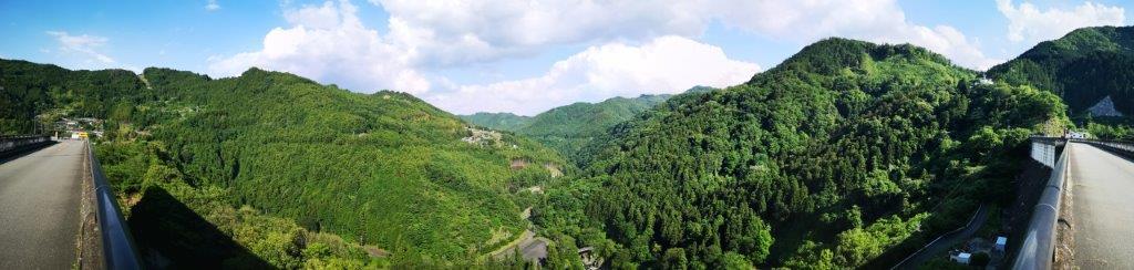 Jomine Park (498m) & Sanbaseki Gorge, Kamikawa Town & Fujioka City, Saitama & GunmaPrefectures