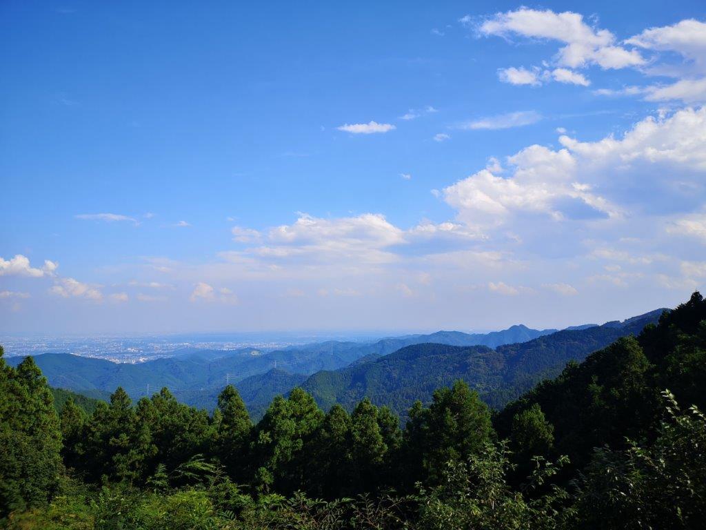 Mt Kozuke (448m) & Nosubari Viewpoint (634m), Ogose Town, SaitamaPrefecture